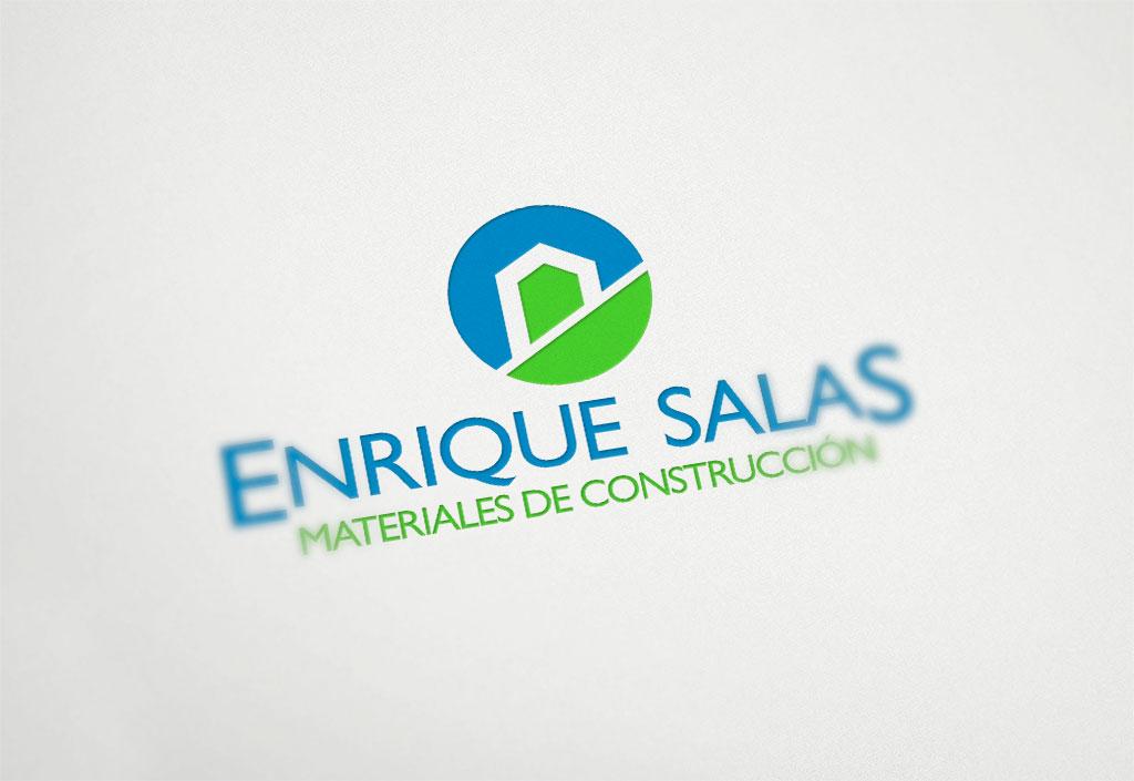 Enrique Salas: Restyling Identidad Corporativa
