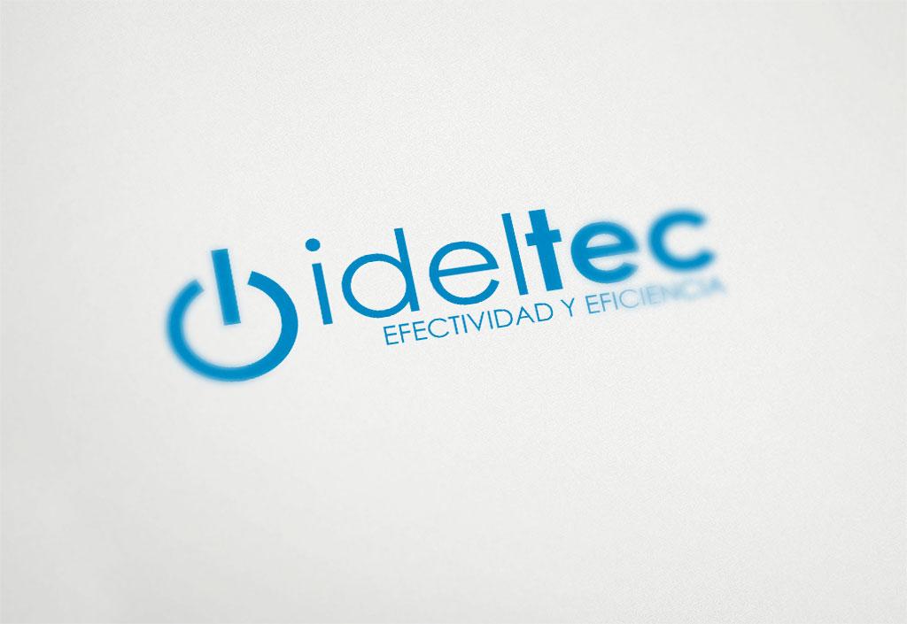Ideltec: Restyling Identidad Corporativa